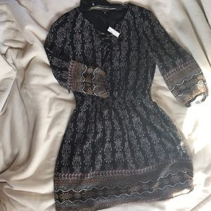 Madewell Boho dress NWT